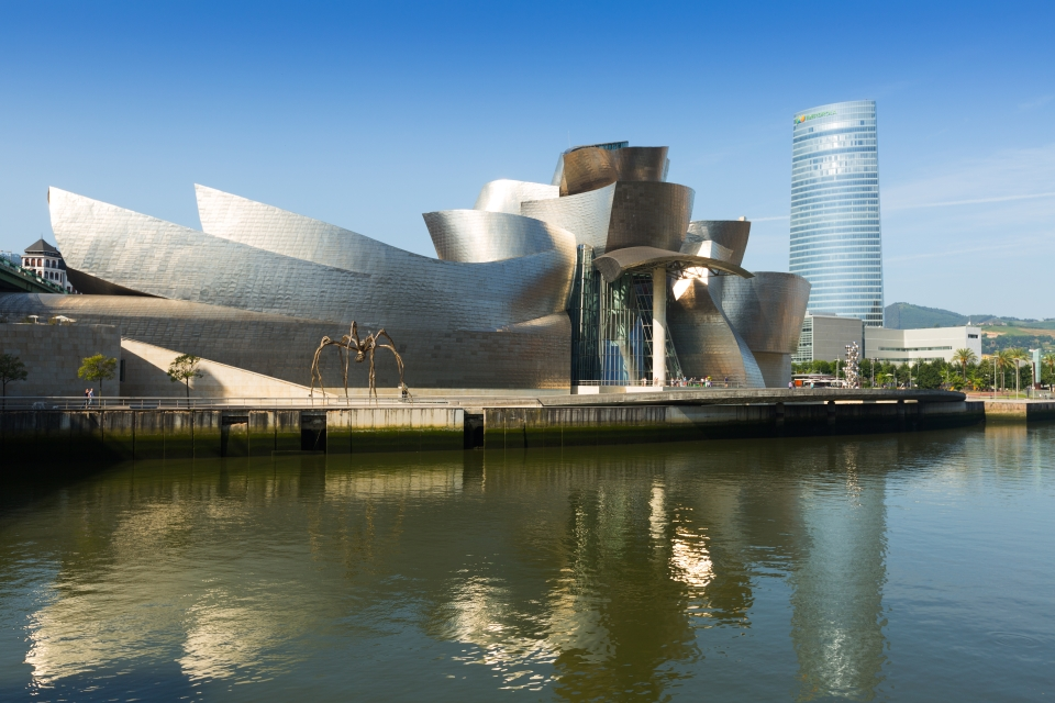 Le Musée Guggenheim Bilbao