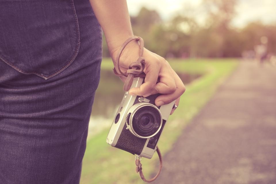 Macchine fotografiche rubate