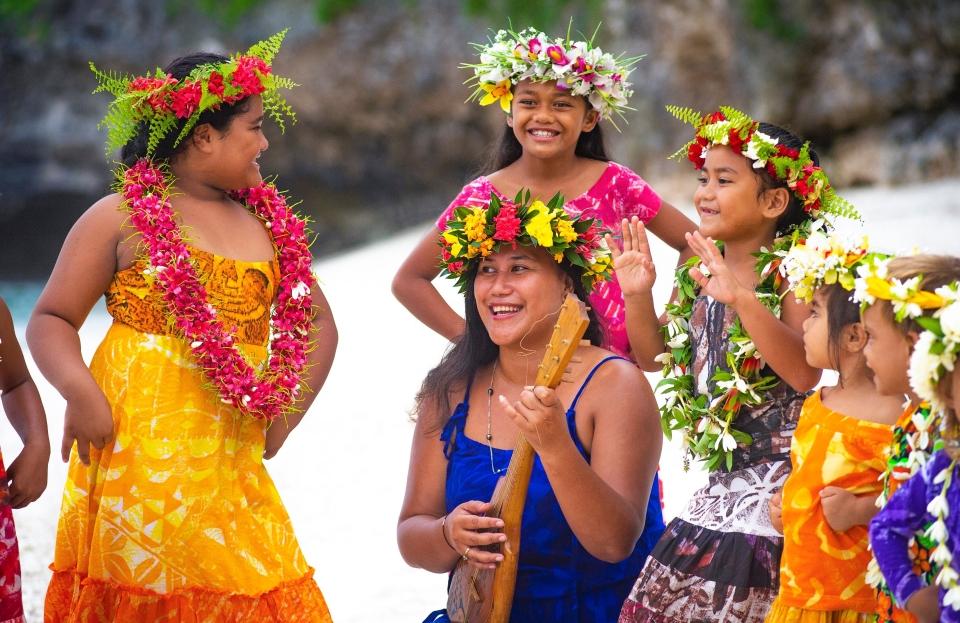 <i>Te Maeva Nui</i>: el festival más colorido