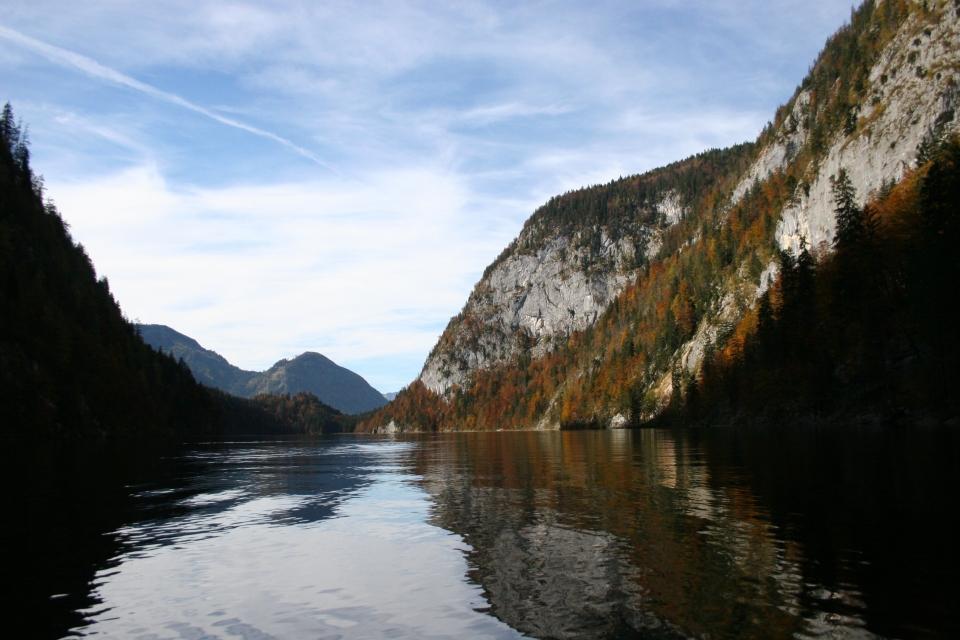 Lake Toplitz, Austria