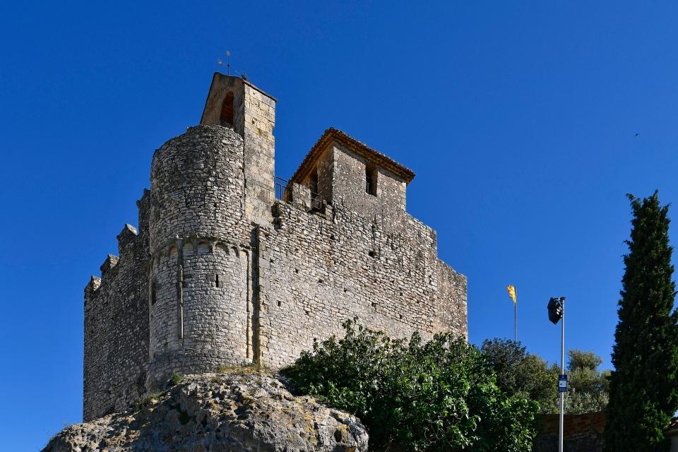 Le château de Calafell