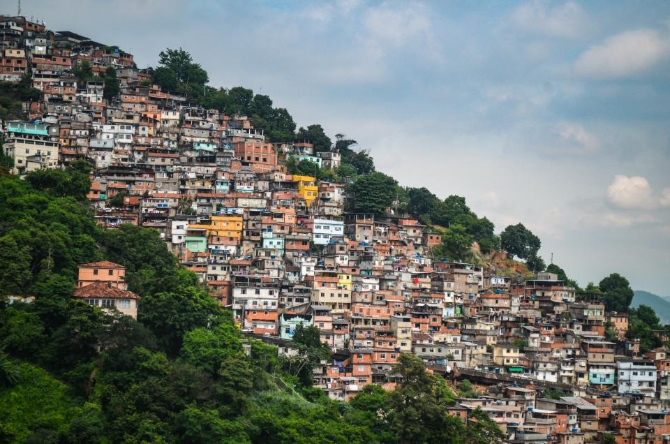 Brazil: Favela tours