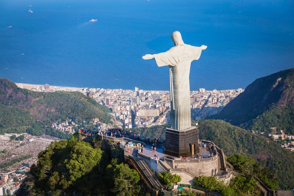 Si tu vas à Rio (Dario Moreno)