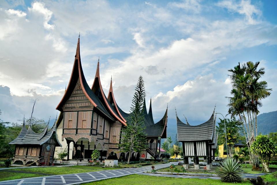 The Minangkabau, Indonesia
