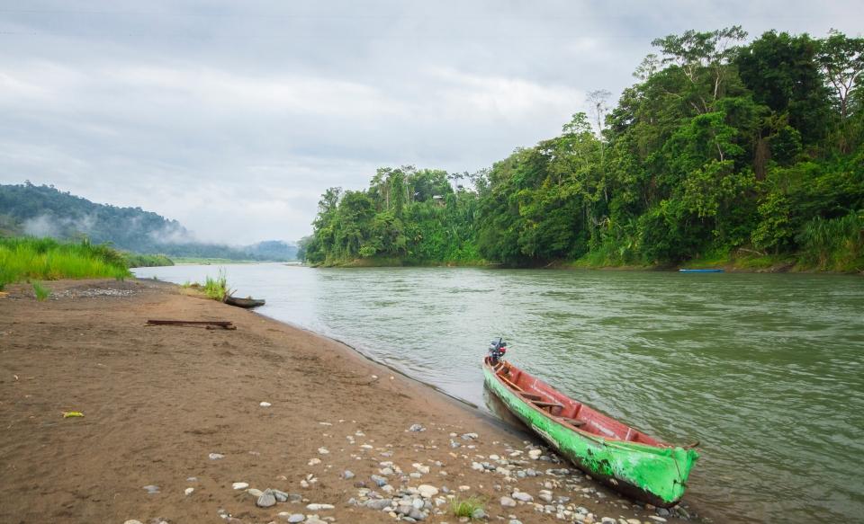 The Bribri, Costa Rica