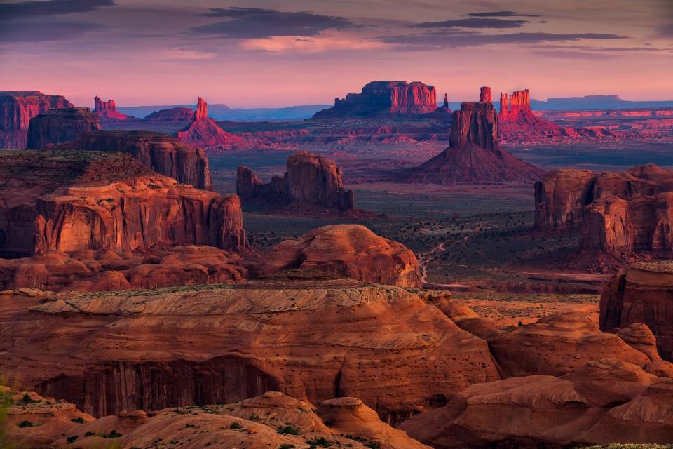 The Navajo, USA