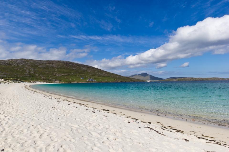 The Isle of Barra, Outer Hebrides, Scotland