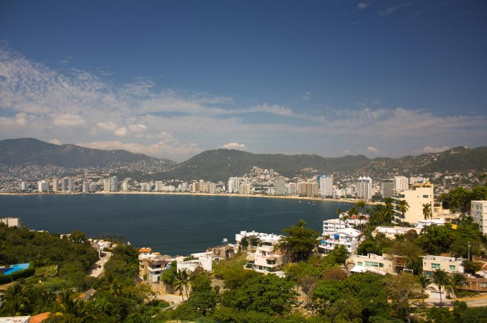 Acapulco (Mexique)