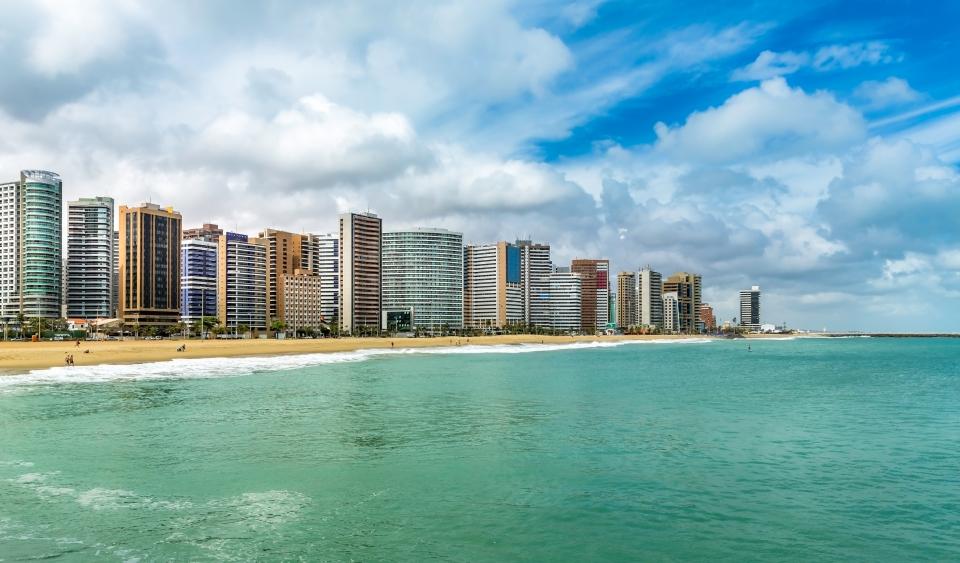 Fortaleza (Brésil)