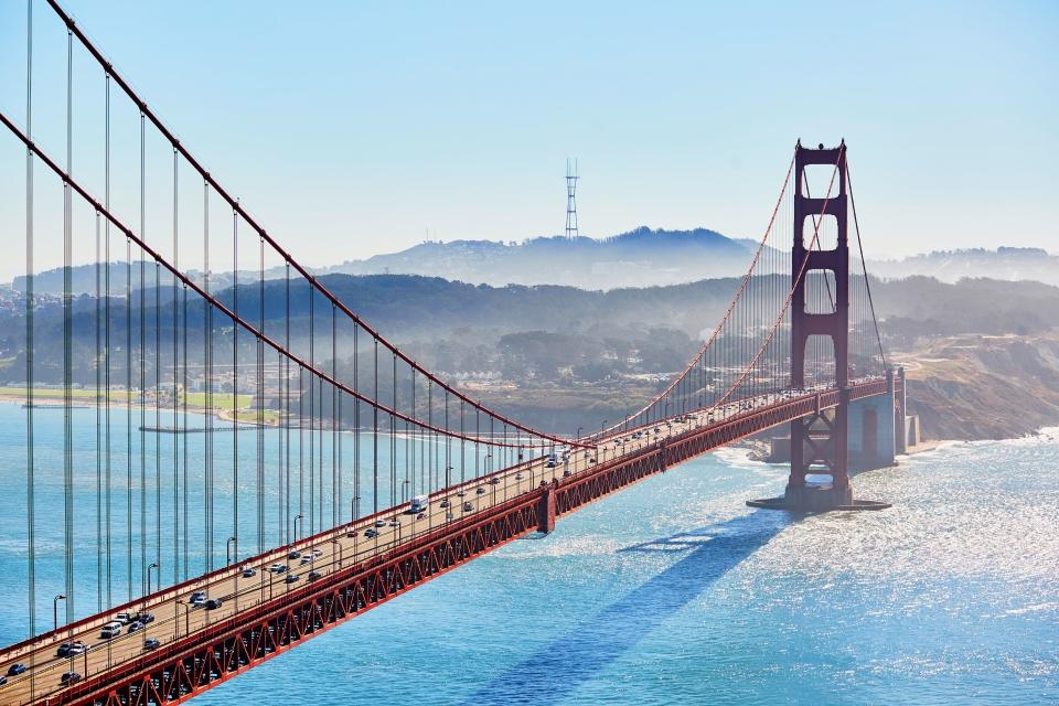 Los Angeles et San Francisco plus proches qu'on ne le pense
