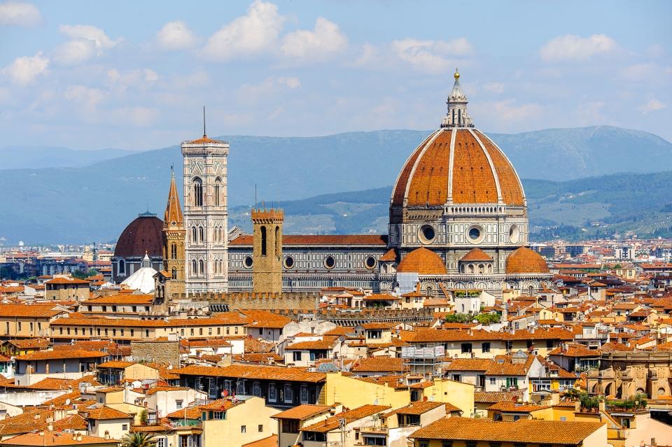 Rome n'a pas toujours été capitale de l'Italie