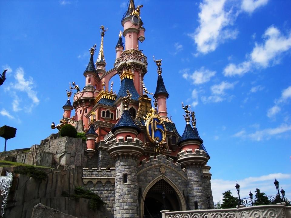 Disneyland París, Francia.