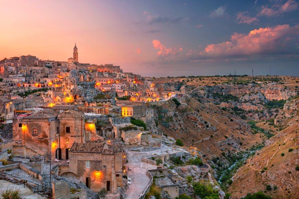 Matera (Italie)