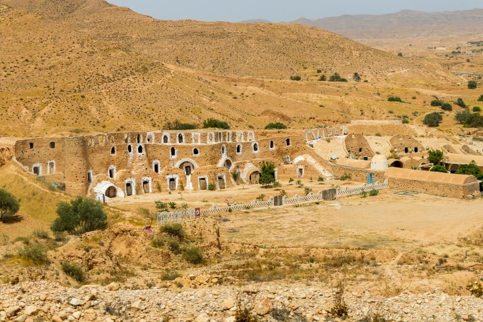 Matmata (Tunisie)