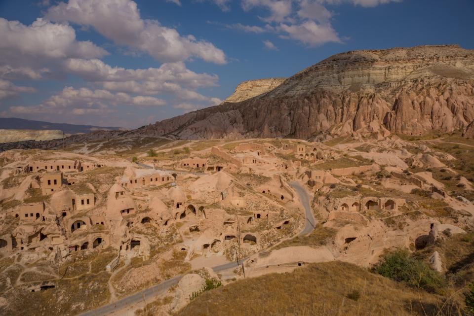 Cavusin (Turquie)