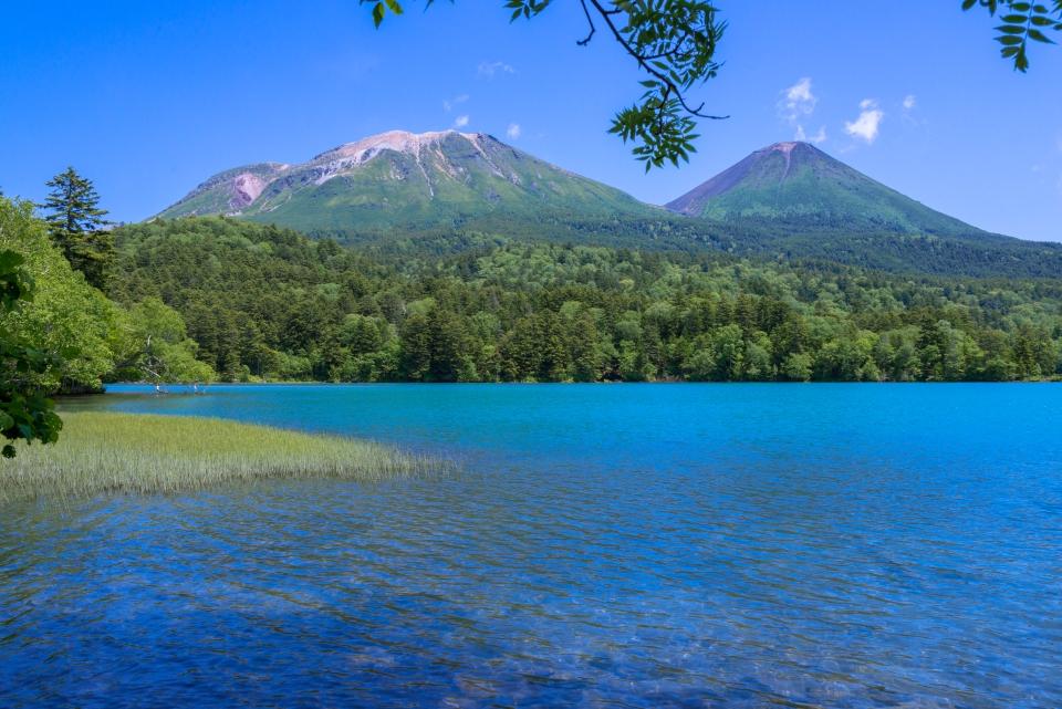 1. Surreal scenery