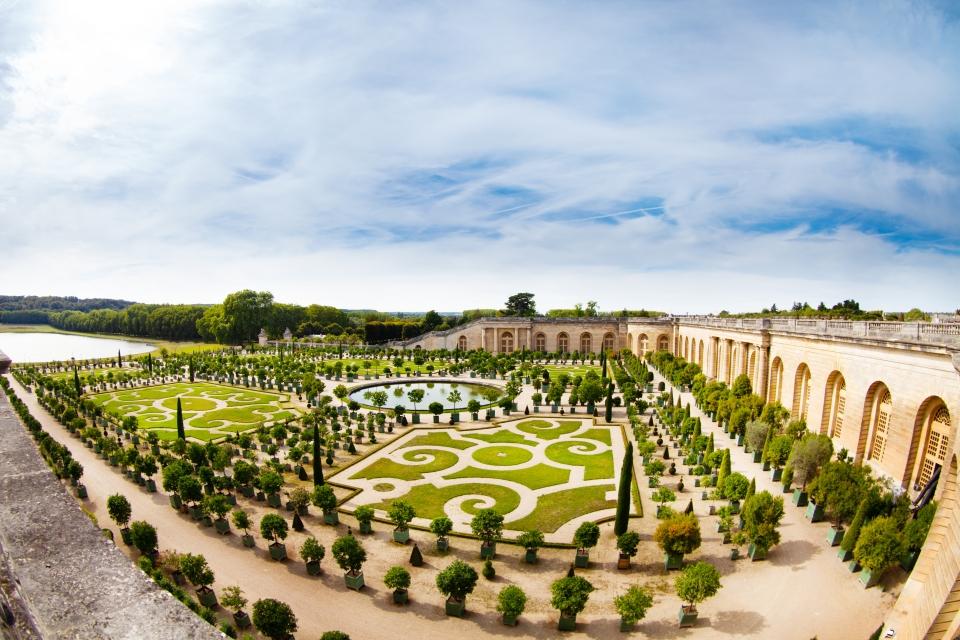 Los castillos del Loira y Versalles