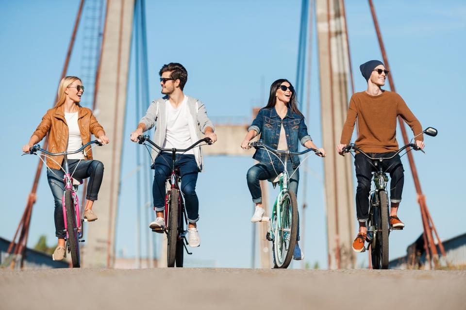 2.Utiliza medios de transporte sostenibles