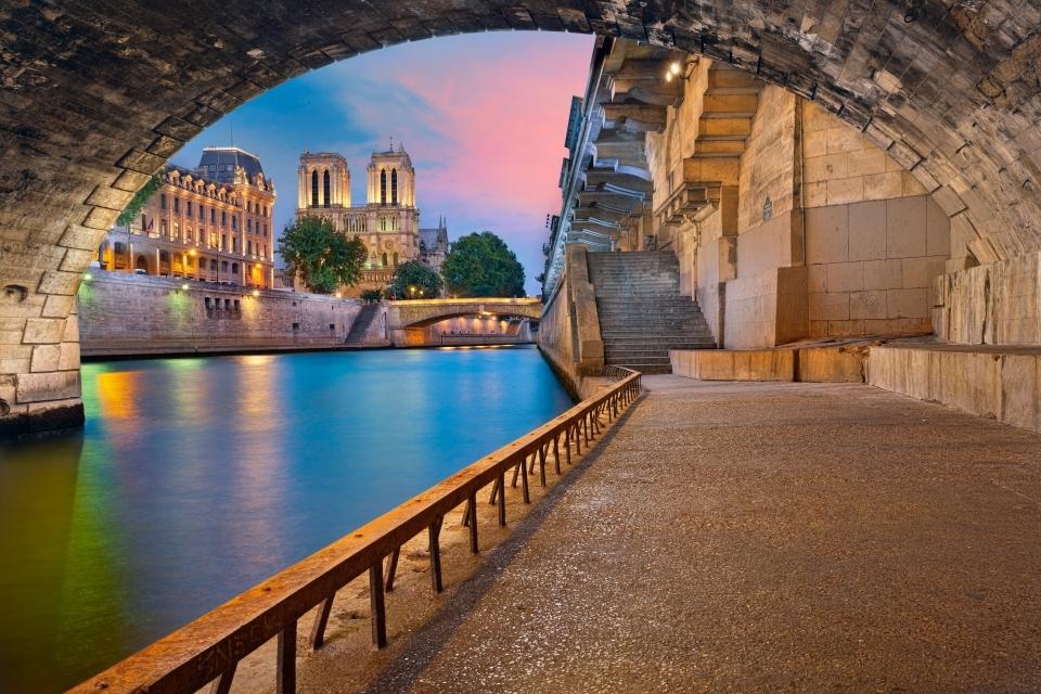 Observar a la gente de París