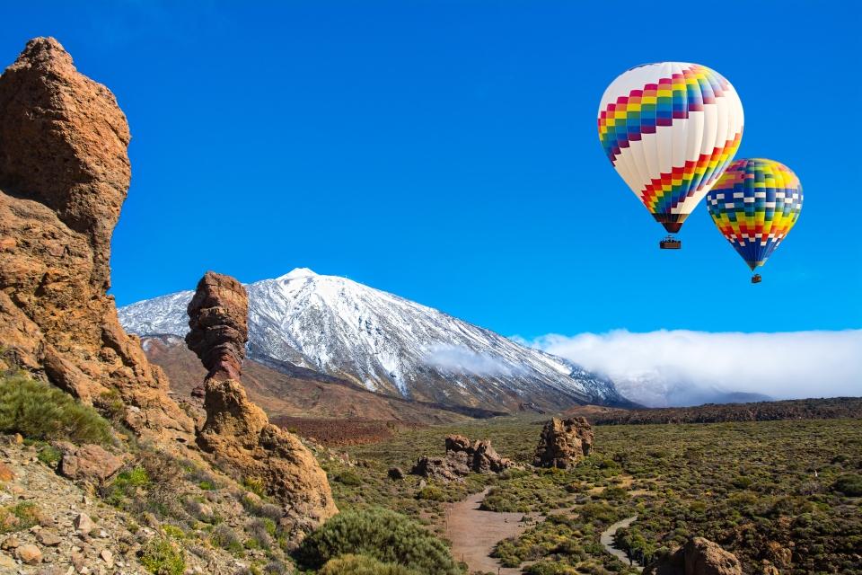 Parc National du Teide (Îles Canaries, Espagne)