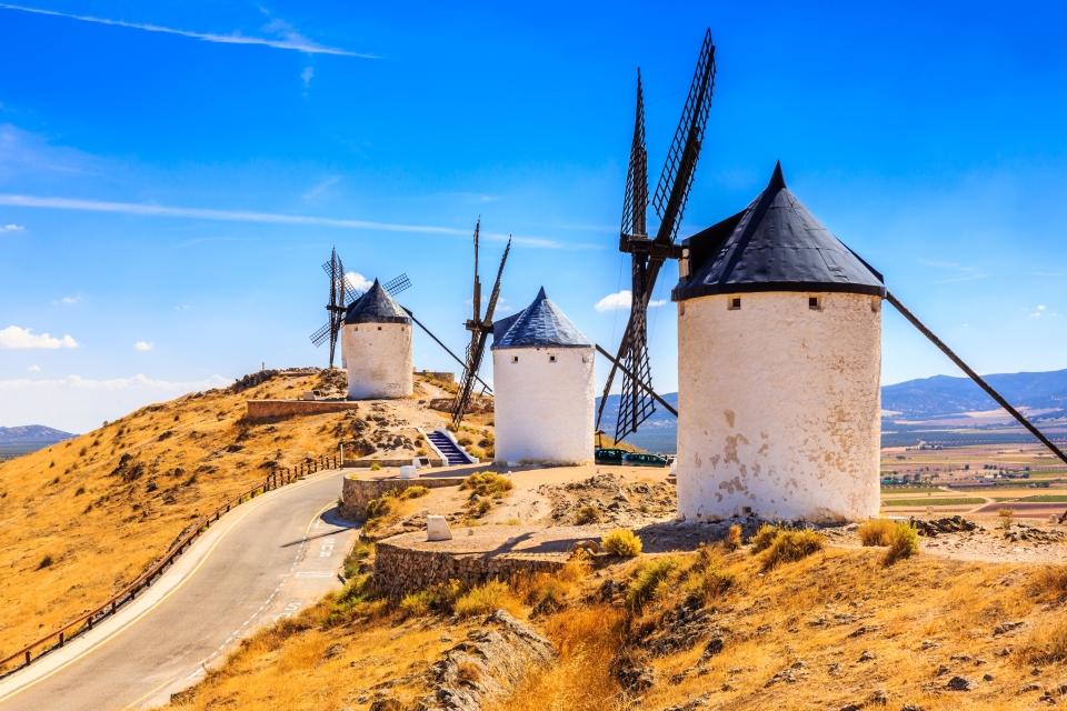 Ruta del Quijote (España)