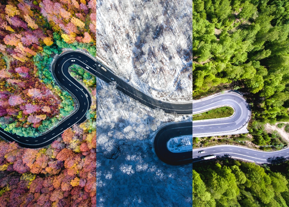 La ruta más espectacular del mundo (Rumanía)