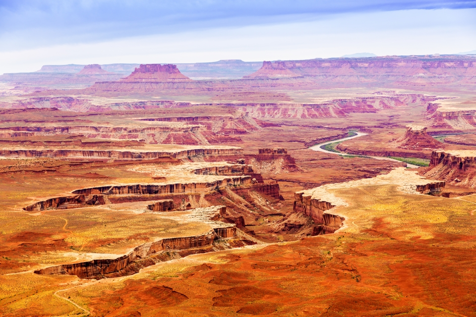 Le Grand Canyon (États-Unis)