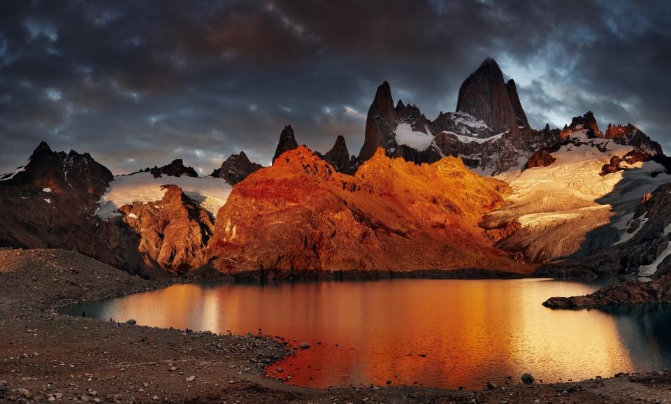 Laguna de Los Tres (Argentine)