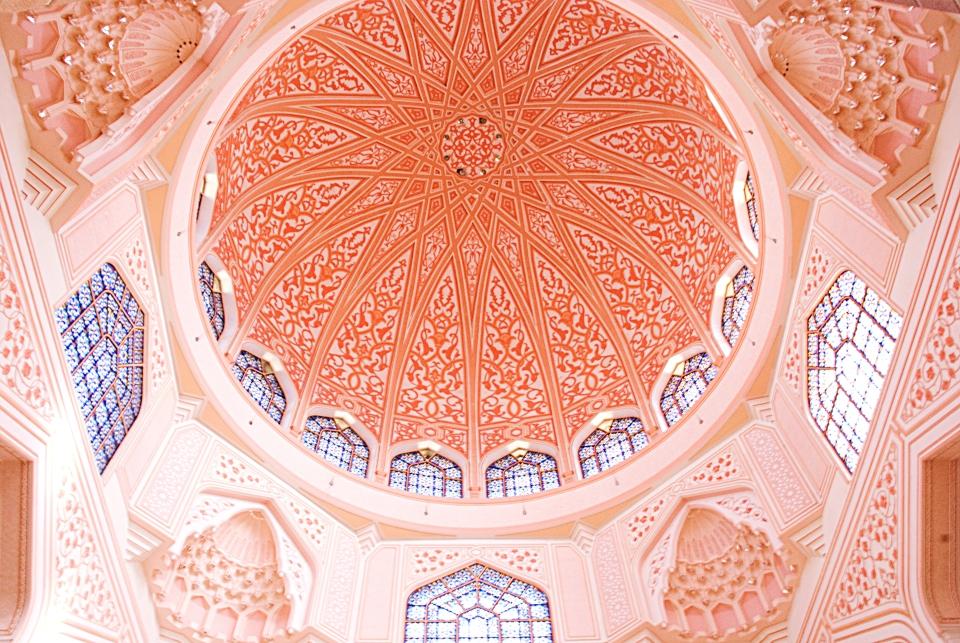 La Moschea di Putrajaya