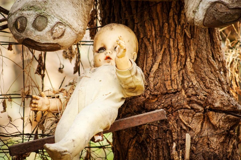 Insel der Puppen, Mexiko