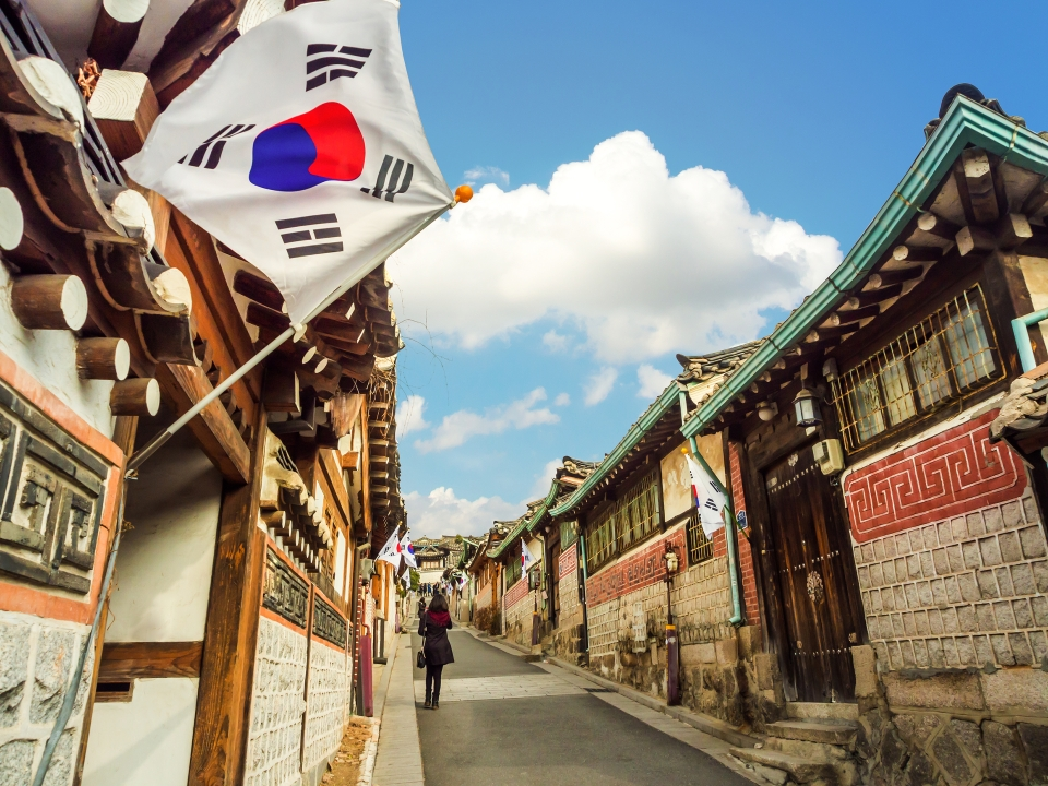8 weird and wonderful things to do in South Korea