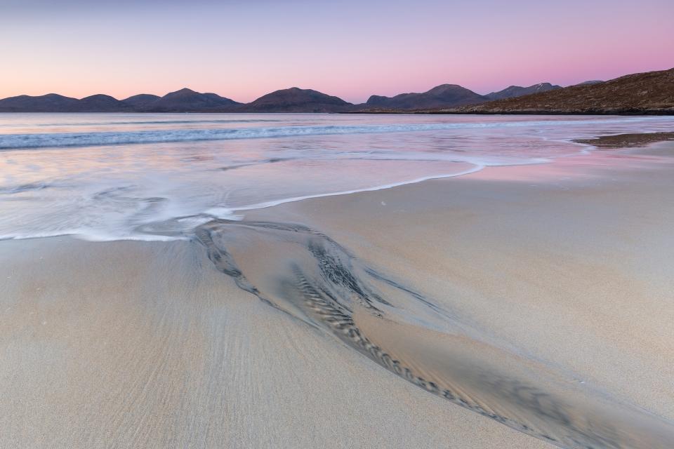 Luskentyre Sands, Scotland