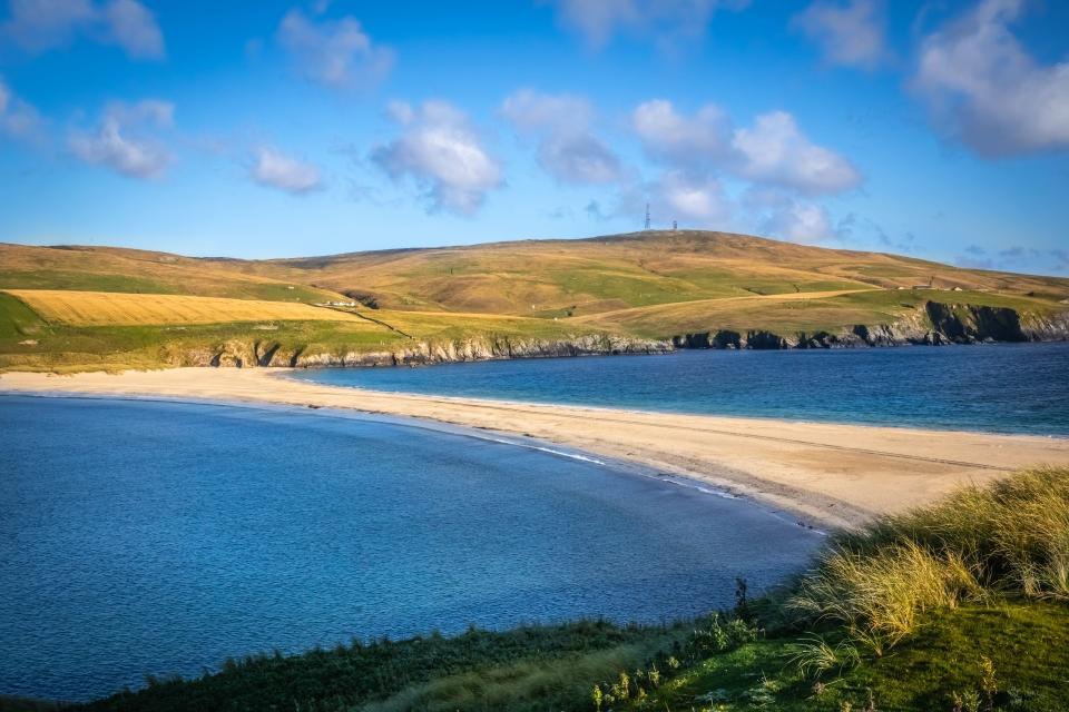 St Ninian's Isle, Scotland