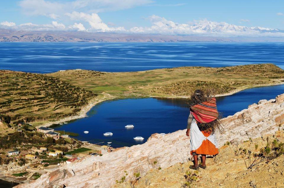 Lac Titicaca (Pérou, Bolivie)