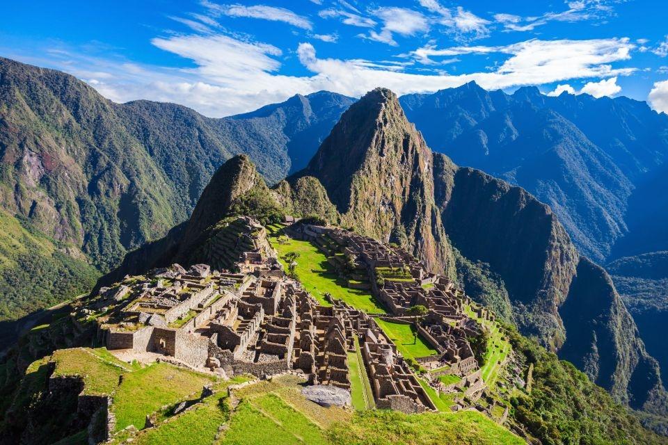 Le Machu Picchu (Pérou)