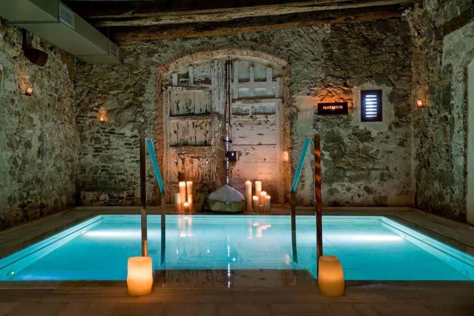 Parcours thermal AIRE Ancient Baths