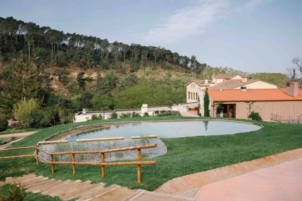 L'étang de Mas Salagros