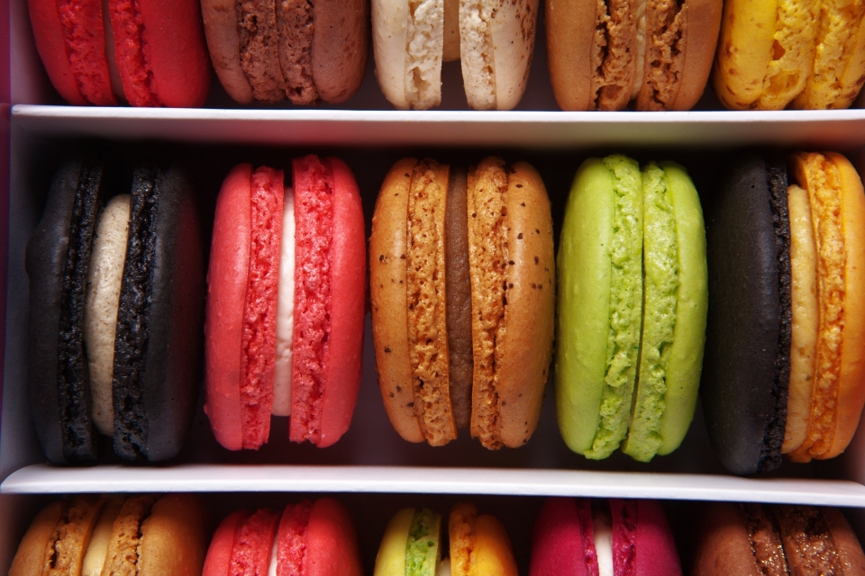 Macaron, France