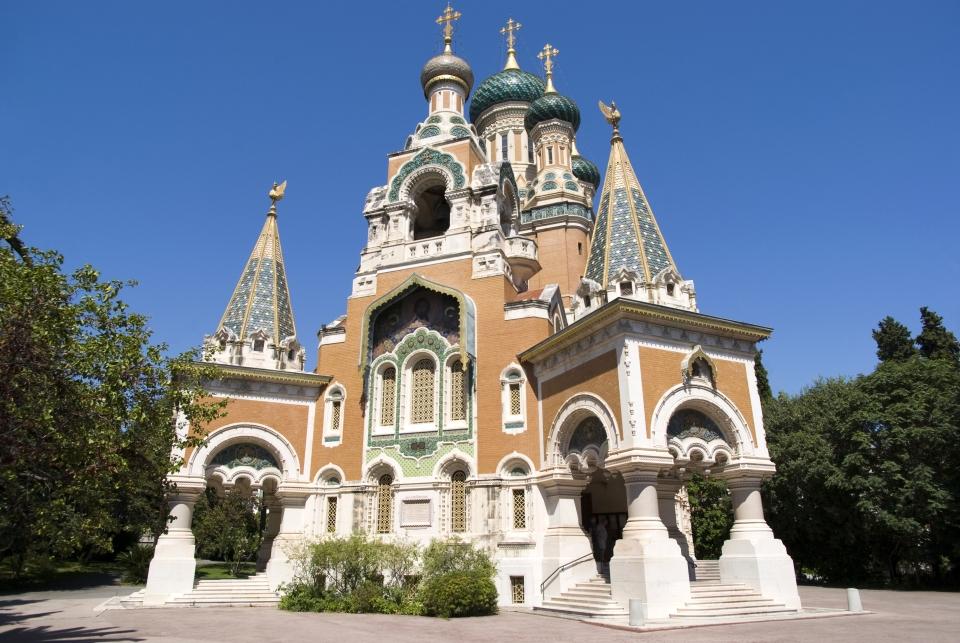 La cathédrale Saint-Nicolas de Nice