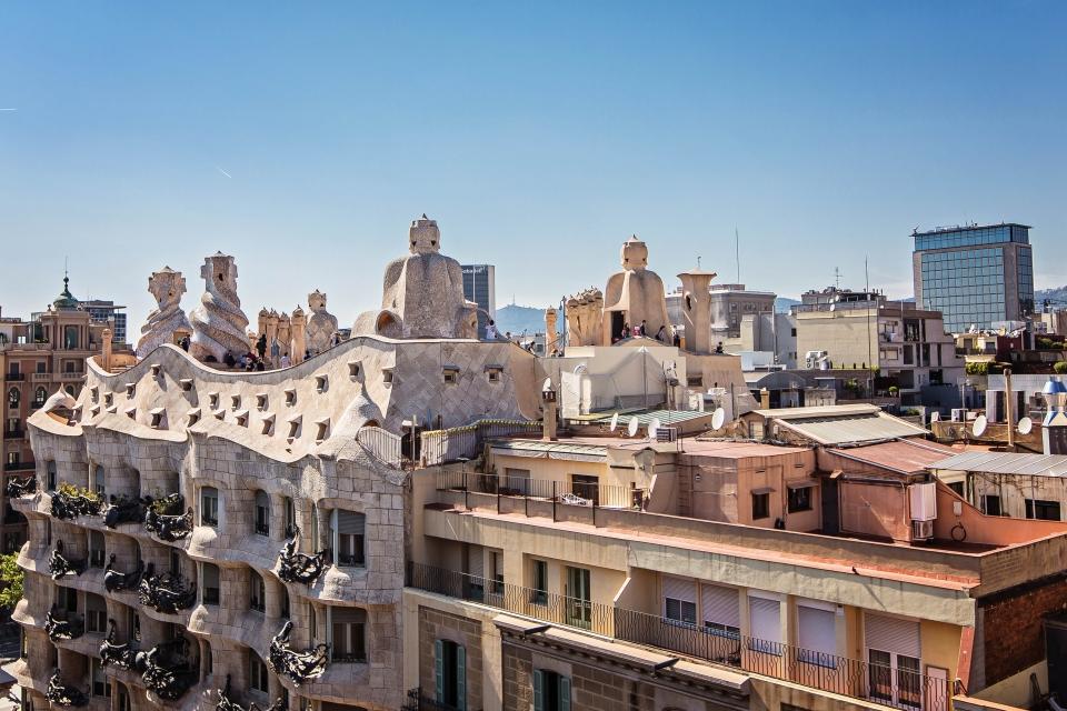 Appartement Sweet Inn avec vue sur La Pedrera à Barcelone