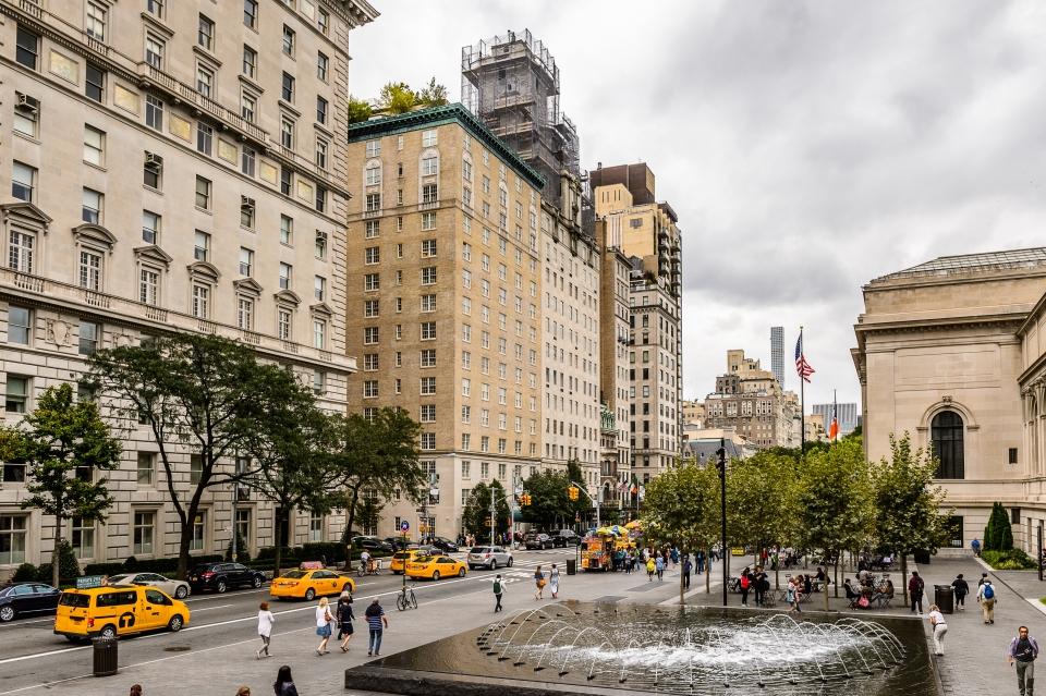 La Cinquième Avenue, New York, USA
