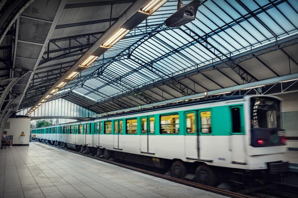 El transporte público y el modo de evitar los carteristas