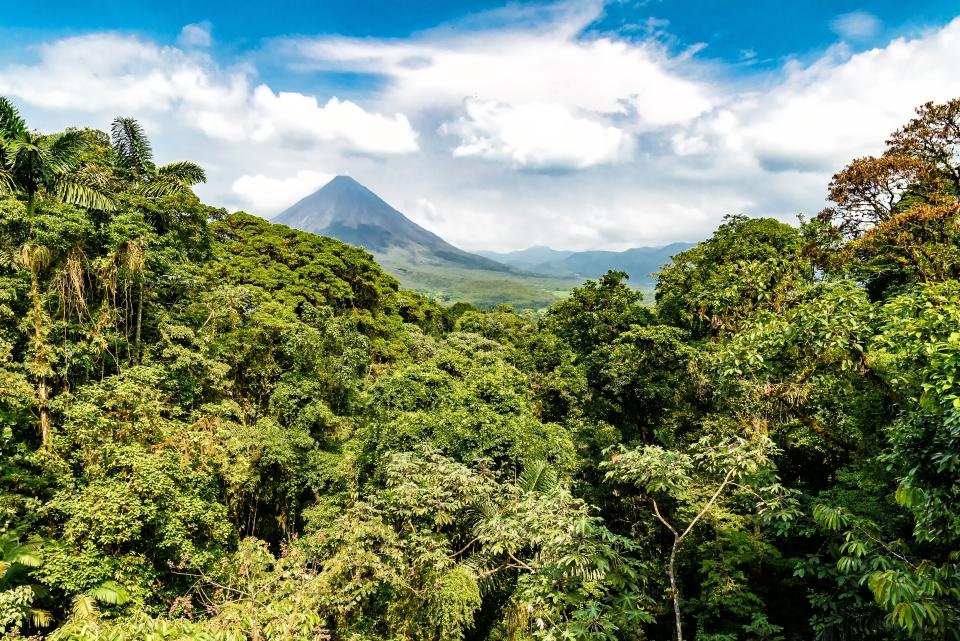 Aries (Mar 21 - April 19)<br></br> La Fortuna, Costa Rica