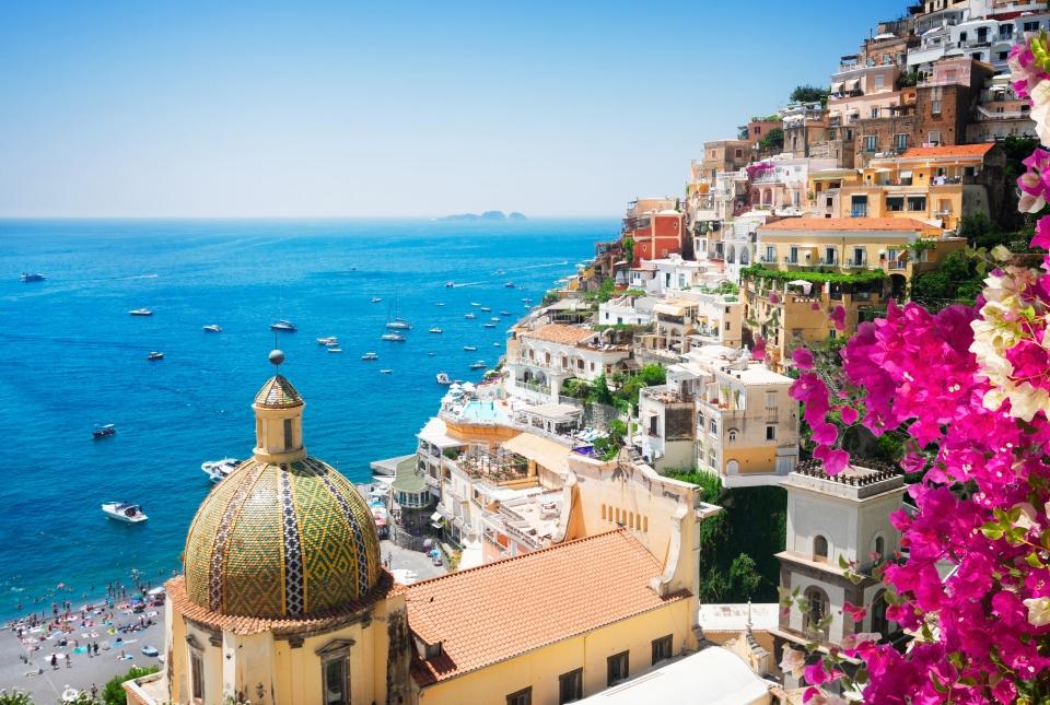 Taurus (April 20 - May 20) <br></br>Amalfi Coast, Italy