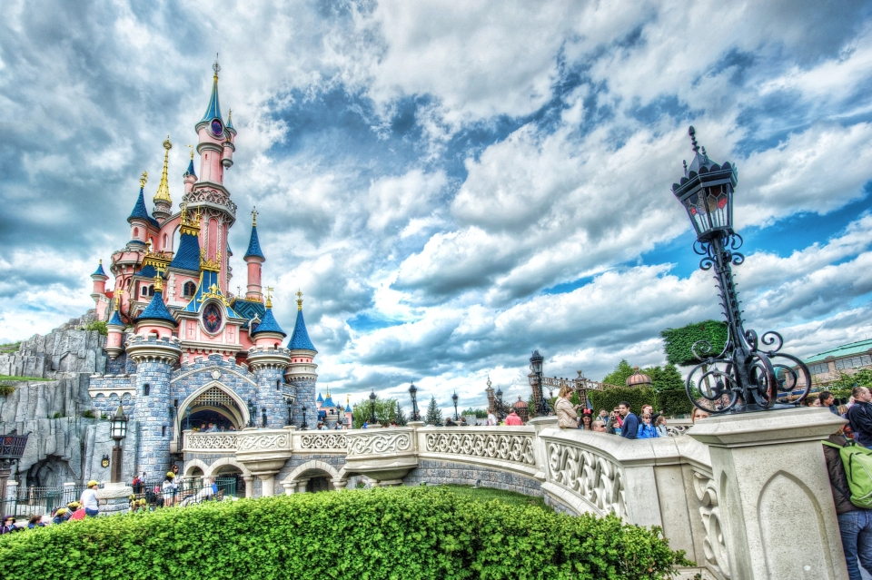12 real world destinations for Disney lovers