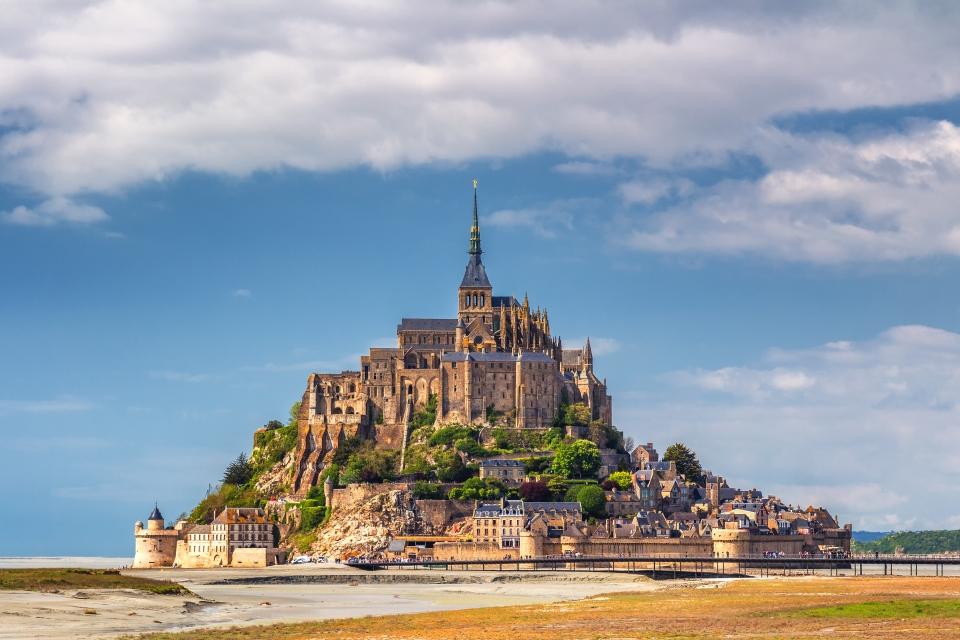 Le Mont-Saint Michel, France