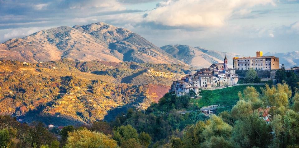 San Vito Romano, Lazio