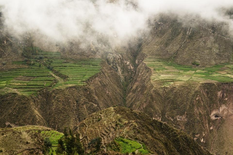 El cañón más profundo del mundo