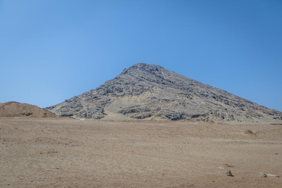 La duna de arena más alta del mundo