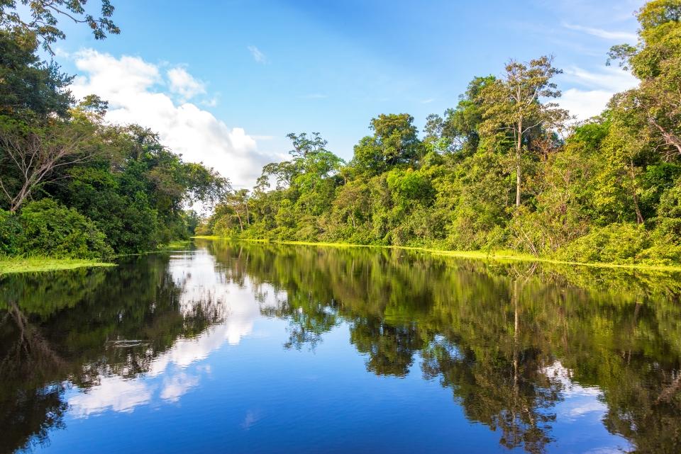 Dos tercios de Perú es selva amazónica